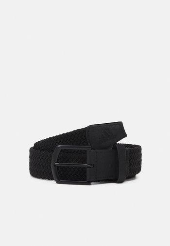 BRAIDED  - Pásek - black