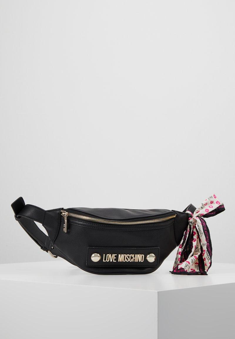 Love Moschino - Bum bag - nero