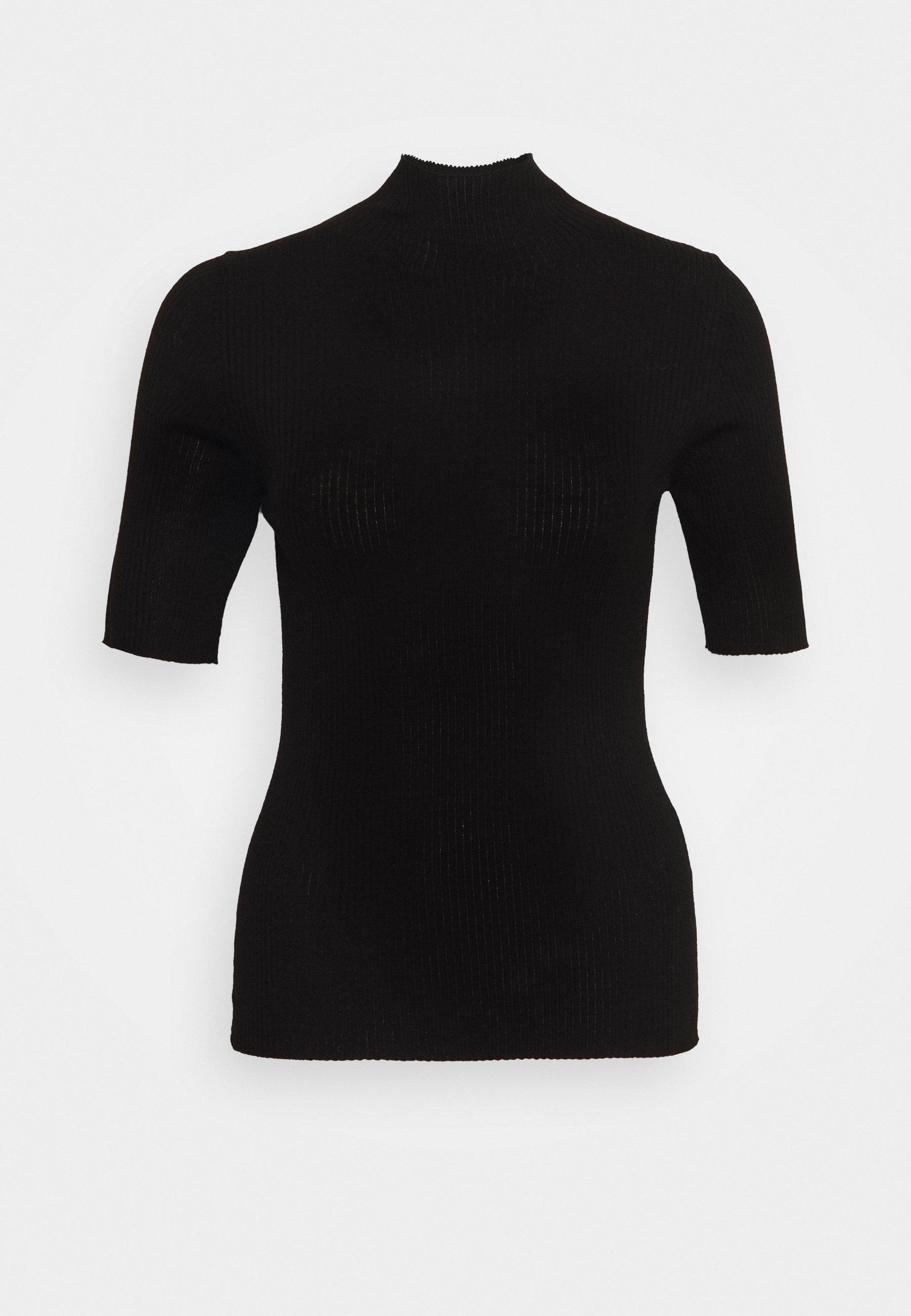 Women BRISBANE SHORTSLEEVE TURTLENECK - Print T-shirt