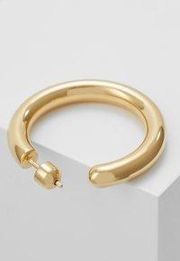 Maria Black - RUBY HOOP EARRING - Kolczyki - gold-coloured - 2