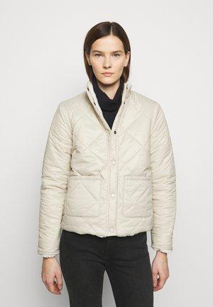 WHELK QUILT - Winter jacket - mist