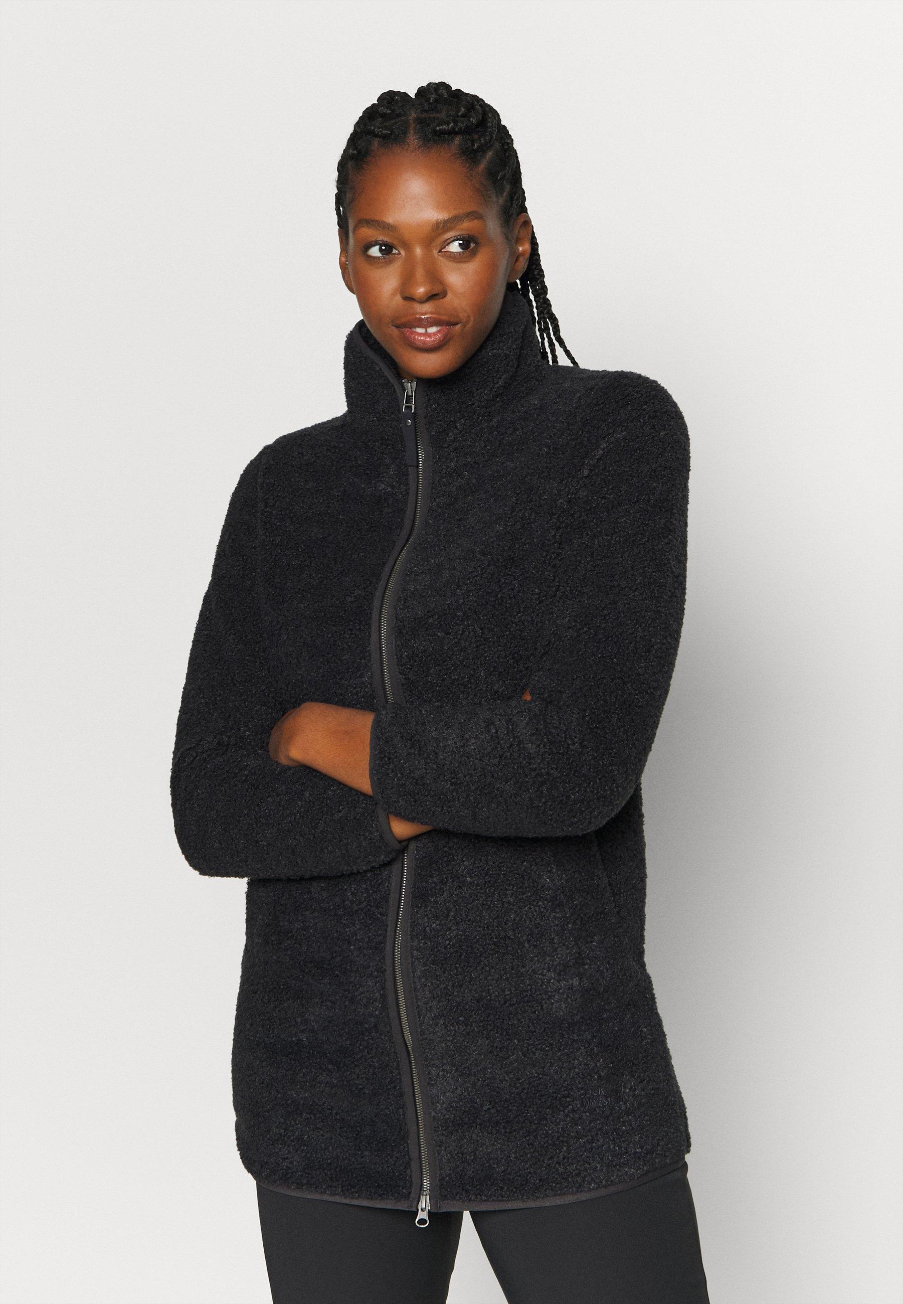 Femme HIGH CLOUD COAT - Veste polaire