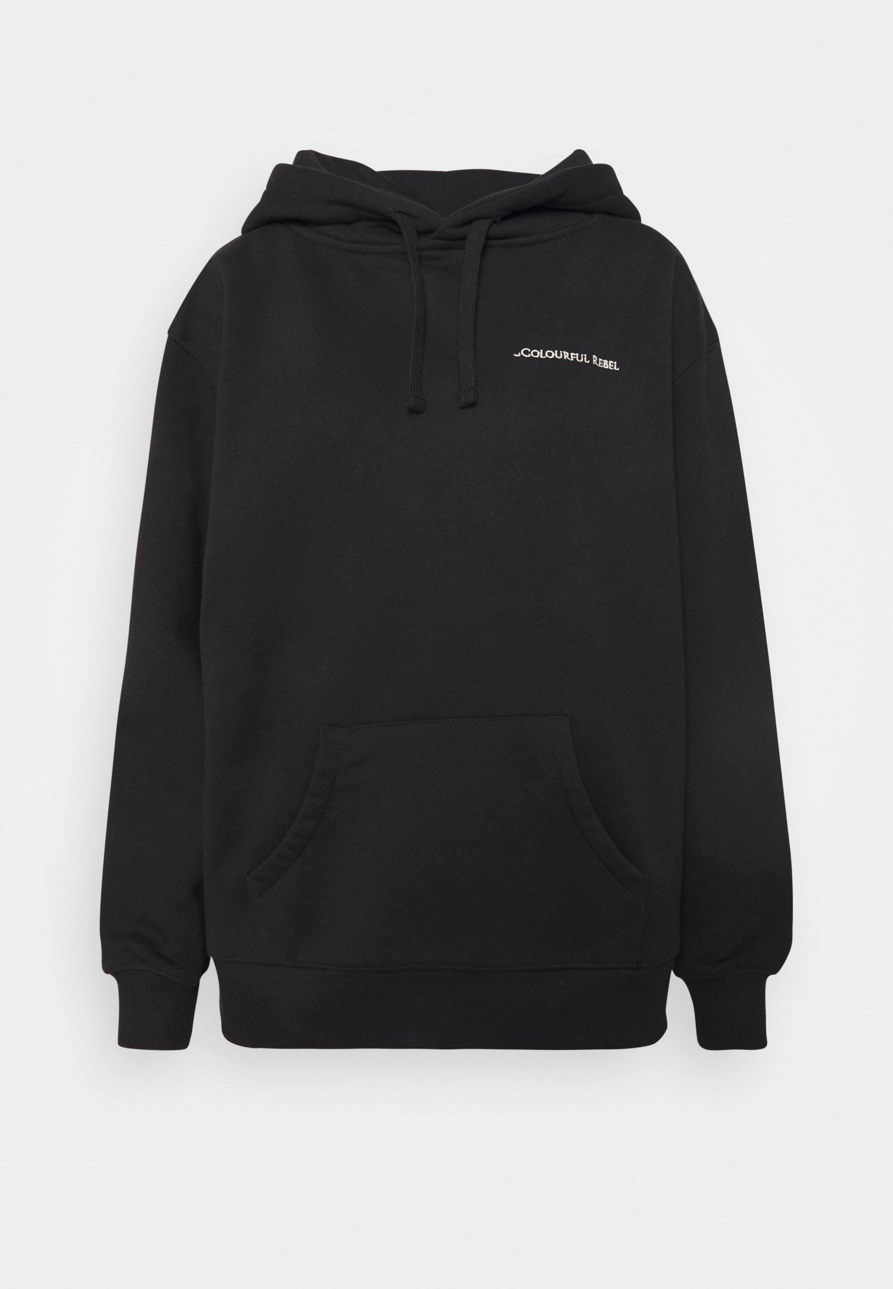 Women HIGH VOLTAGE OVERSIZED HOODIE - Sweatshirt
