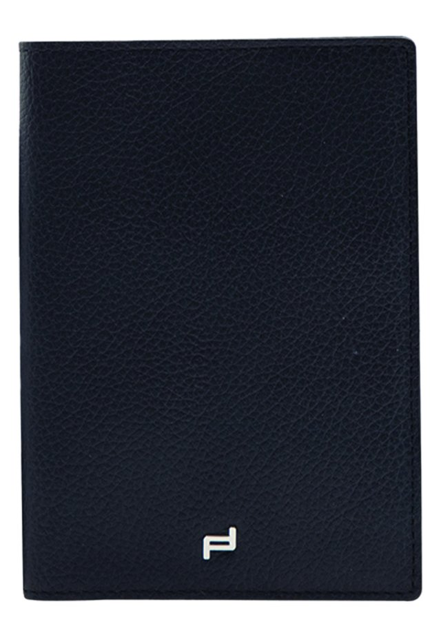Business card holder - darkblue