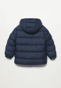 Mango - AMERICA - Zimní kabát - dark navy - 1