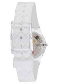 Swatch - MATERASSINO - Zegarek - white - 2