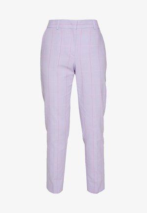 Kalhoty - lilac