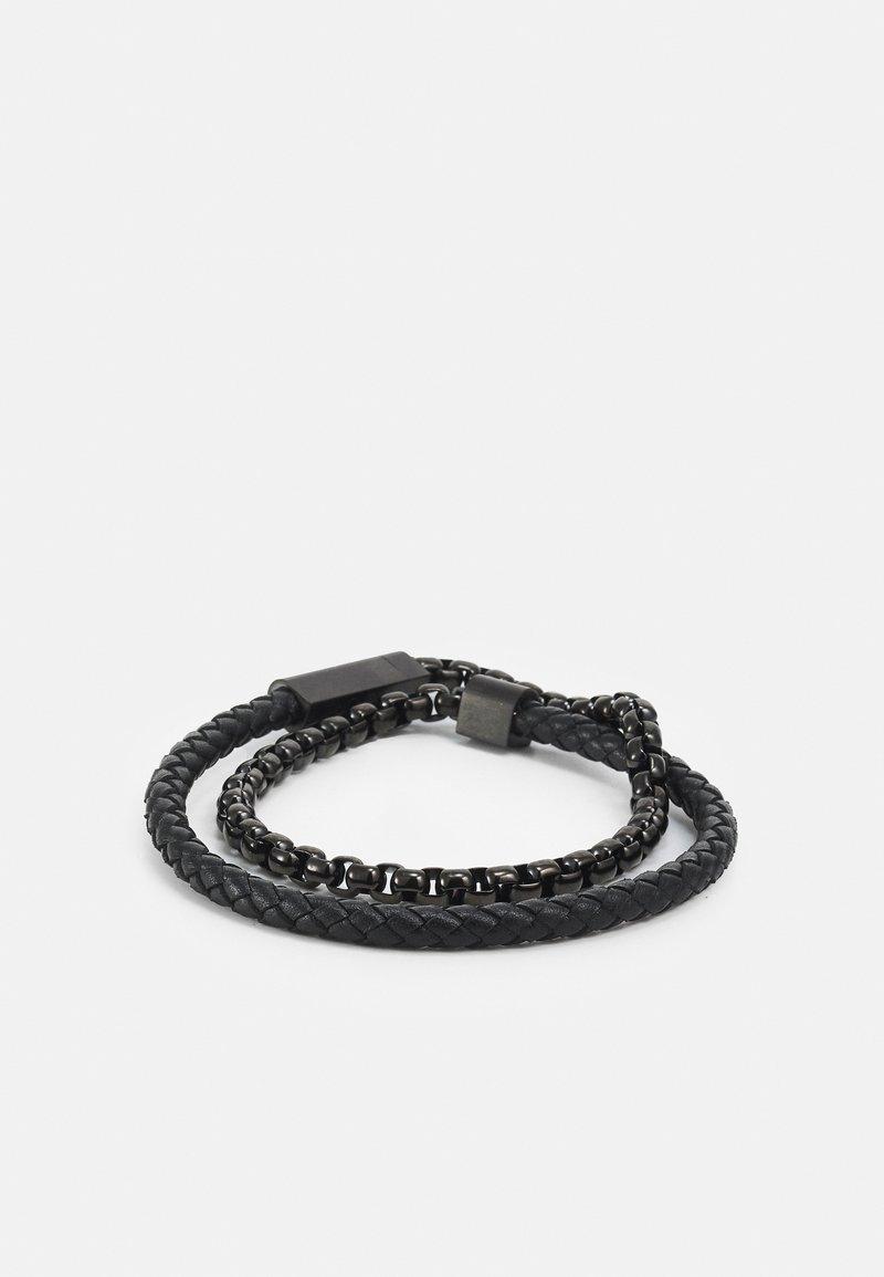 BOSS - BLENDED - Bracelet - black