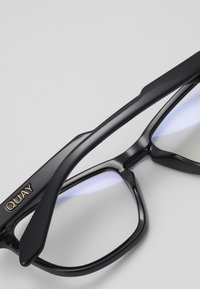 QUAY AUSTRALIA - HARDWIRE BLUE LIGHT - Solbriller - black - 5