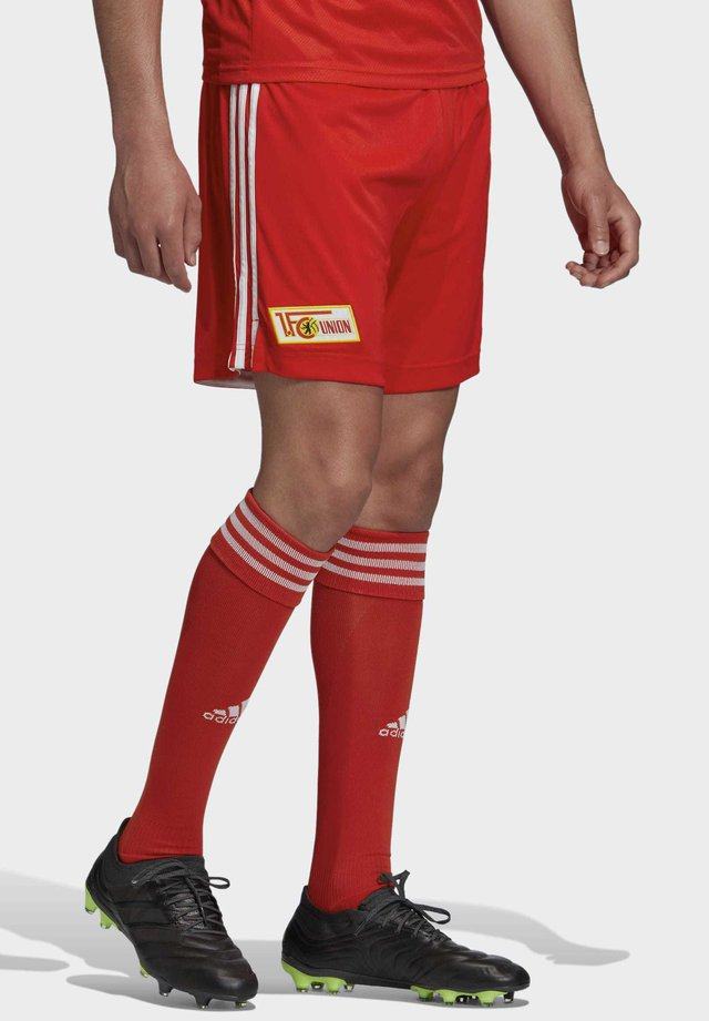 1. FC UNION BERLIN 20/21 HOME SHORTS - Sports shorts - red