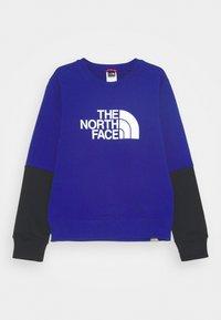 The North Face - DREW PEAK LIGHT CREW UNISEX - Sweatshirt - bolt blue - 0
