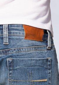Camp David - Straight leg jeans - medium blue used - 4