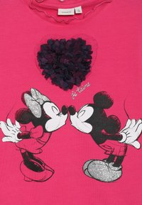 Name it - MICKEY MOUSE NMFMINNIE OLIVIA - Bluza - fuchsia purple - 3