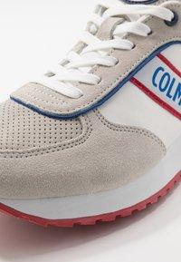 Colmar Originals - TRAVIS RUNNER - Sneakers laag - white - 5