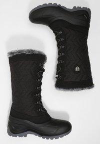 CMP - NIETOS - Zimní obuv - nero melange - 1