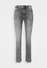 NOXER STRAIGHT - Straight leg jeans - faded seal grey