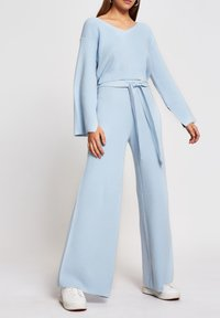 River Island - Trousers - blue - 1