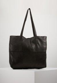YAS - YASLOMA TOTE ICONS - Tote bag - black - 2