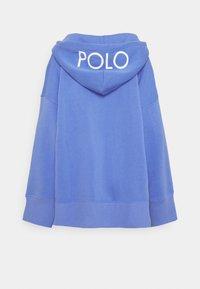 Polo Ralph Lauren - PONCHO LONG SLEEVE - Sweatshirt - harbor island blue - 1
