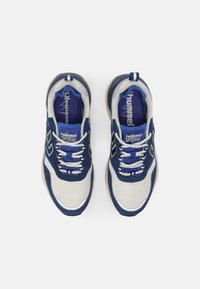 Hummel - MARATHONA REACH LX UNISEX - Sneakers - white/ensign blue - 3