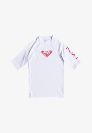 WHOLE HEARTED  - Rash vest - white