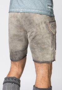 Stockerpoint - ALOIS - Shorts - rauch geäscht - 4