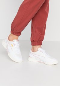 Puma - Baskets basses - white/bridal rose/marshmallow - 0