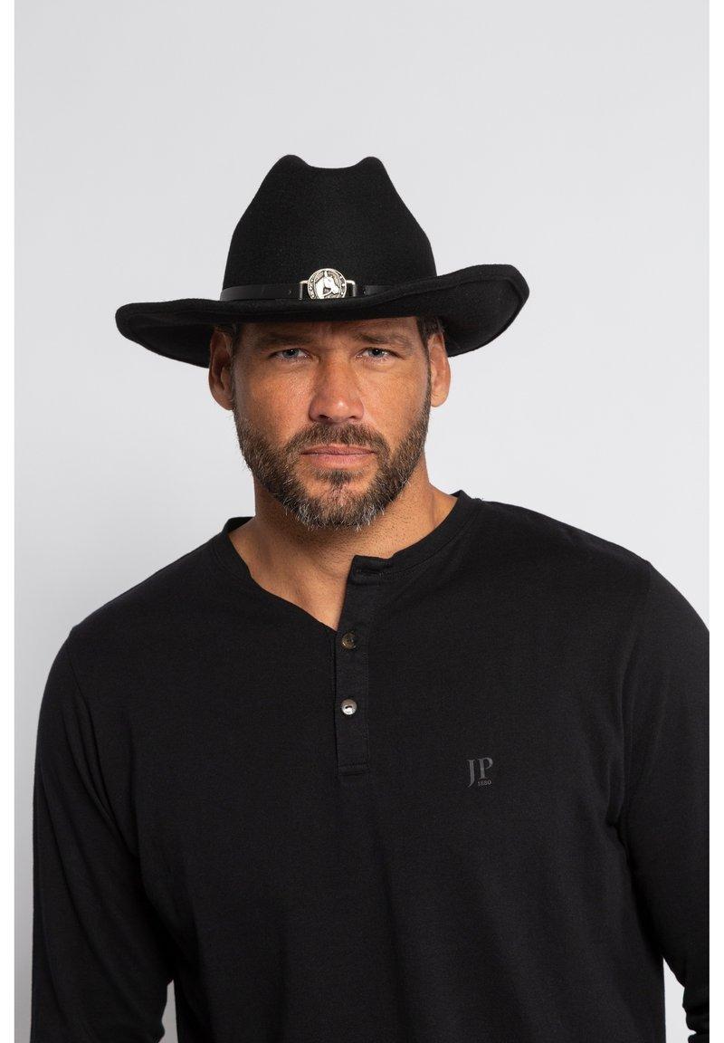 JP1880 - Hat - schwarz
