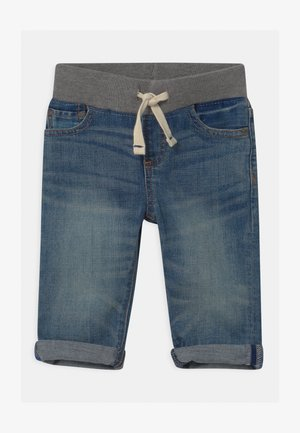 TODDLER BOY - Džíny Slim Fit - blue denim