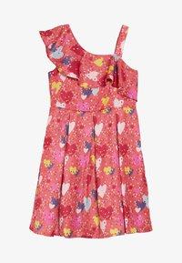 Friboo - Korte jurk - pink - 2