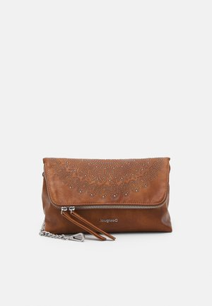BOLS TACHAS VENECIA - Across body bag - crudo beige