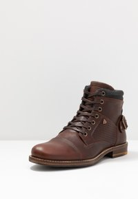 Bullboxer - Lace-up ankle boots - brown - 2