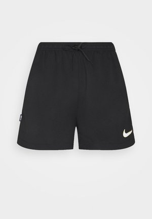 FC SHORT - Sports shorts - black/white