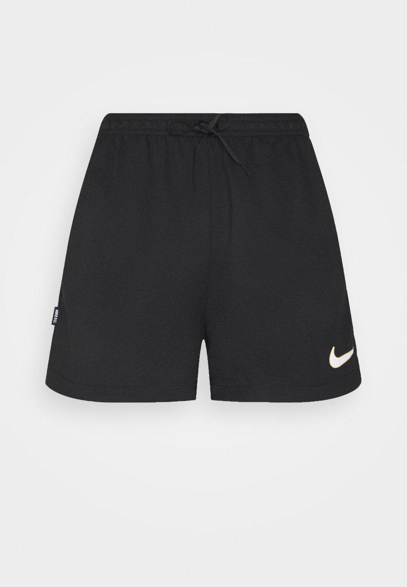 Nike Performance - FC SHORT - Pantalón corto de deporte - black/white