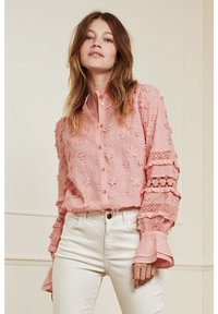 Fabienne Chapot - Blouse - lovely pink - 0