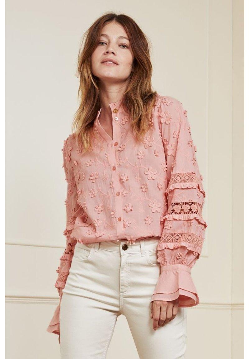 Fabienne Chapot - Blouse - lovely pink