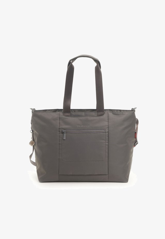 Shopping bag - tornado grey