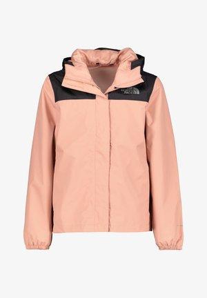 RESOLVE - Soft shell jacket - pink