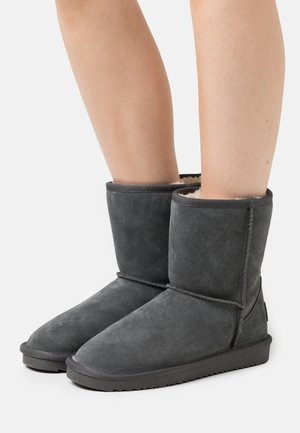 LUNA BOOT - Nilkkurit - light grey