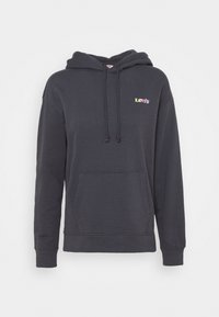Levi's® - GRAPHIC STANDARD HOODIE - Sweat à capuche - blackened pearl - 3