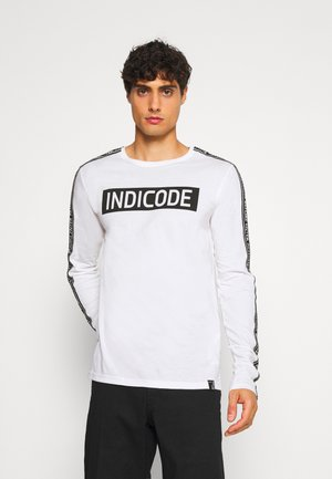 DORIAN - Langærmede T-shirts - offwhite
