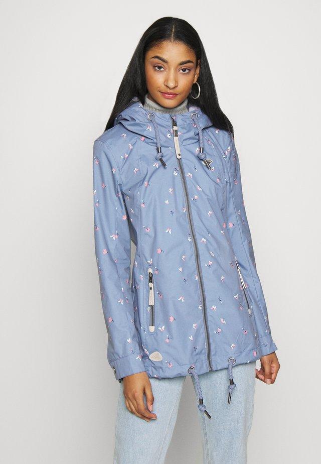 ZUZKA BUTTERFLIES - Light jacket - lavender