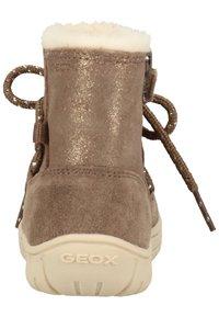 Geox - Baby shoes - smoke grey c9006 - 5