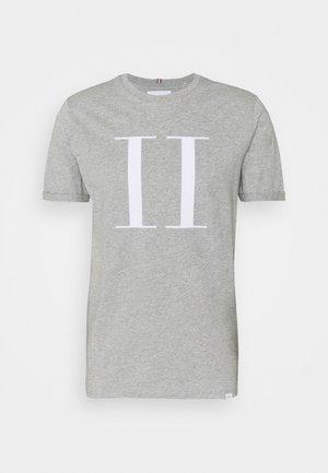ENCORE  - T-shirts med print - grey melange