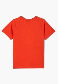 s.Oliver - T-shirt con stampa - dark orange - 1