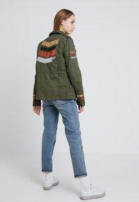 Superdry - GLITTER ROCK ROOKIE - Summer jacket - khaki - 2