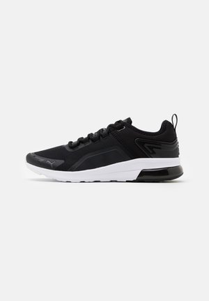 ELECTRON STREET ERA - Neutral running shoes - black/dark shadow/white