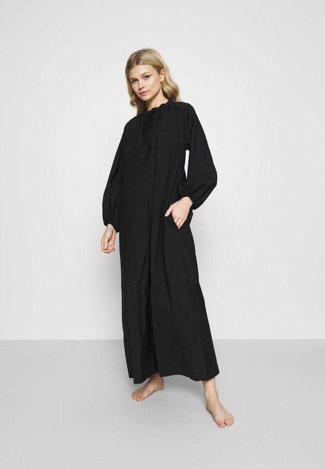 EBRIDI DRESS - Beach accessory - schwarz