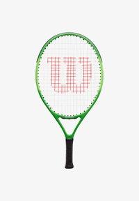 Wilson - BLADE FEEL - Tennis racket - grün (400) - 0