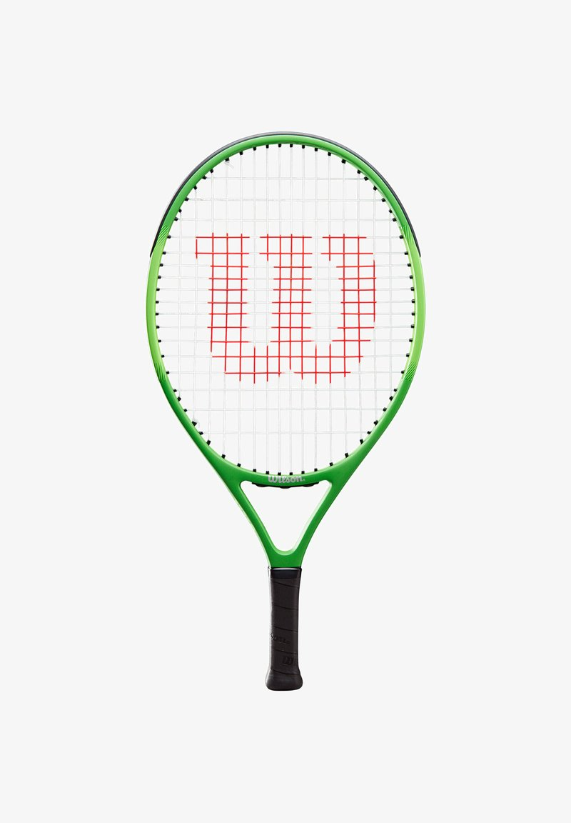 Wilson - BLADE FEEL - Tennis racket - grün (400)